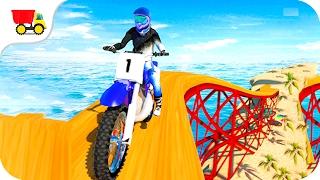 Bike Race Free - bike race game for kids & boys