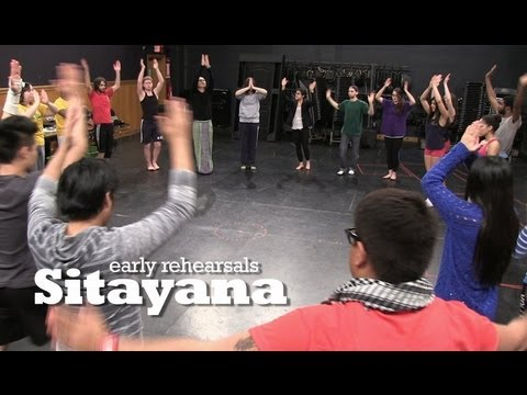 Sitayana: Inside the studios