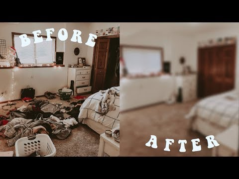 cleaning my messy room!!!