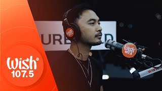 "Mark Carpio performs ""Hiling"" LIVE on Wish 107.5 Bus"