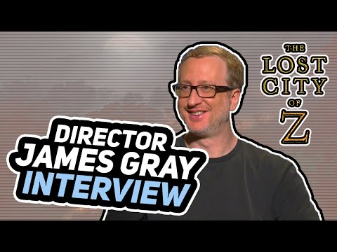 """ES Archive """"The Lost City Of Z"""" James Gray Interview"""