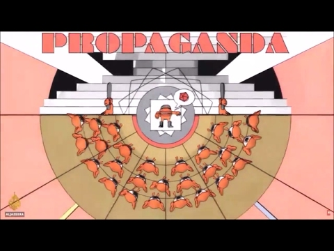 Propagandized Complicit Media