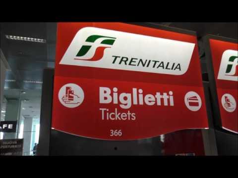 Как доехать из аэропорта Мальпенса в Милан на поезде
