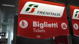 Как доехать из аэропорта Мальпенса в Милан на поезде(, 2017-02-02T12:30:24.000Z)