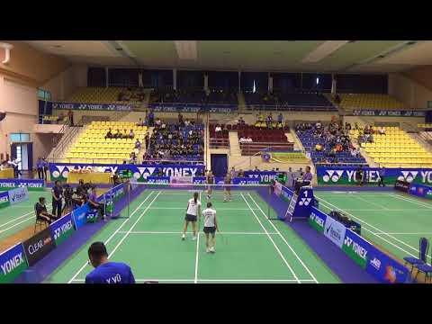 Vietnam Open 2018 - FINAL - WD - M.ARATAMA + A.WATANABE (JPN) Vs N.MATSUYAMA + C.SHIDA (JPN)