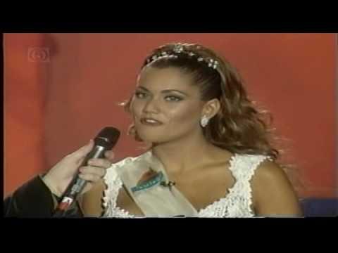 MISS WORLD 1998 Top 10 Interview ( 1 )
