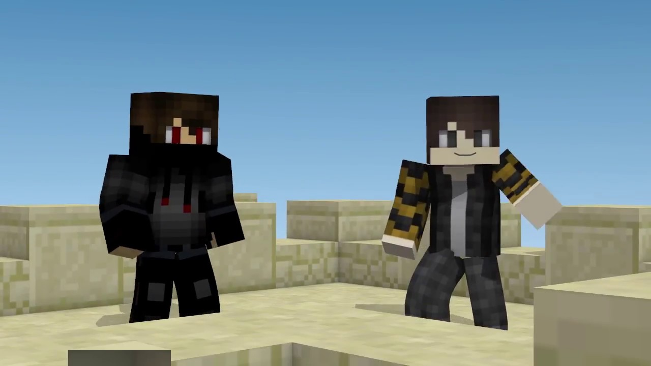 1 Hour Hacker Quot Everybody S Hacking Quot ♫ Minecraft ♫ Song