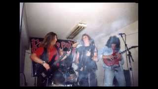 RAGING FIRE -  BURN DOWN THE SOULS (Live 2004)