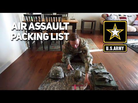Air Assault School Pack