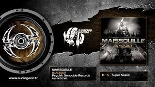 MAISSOUILLE - 5 - Super Skank - BLACKOUT - PKGCD66