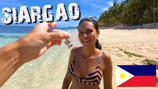 TROPICAL HEAVEN! SIARGAO (PHILIPPINES TRAVEL)