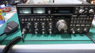YAESU FT-980 Repaired by M1APC @ The Shack