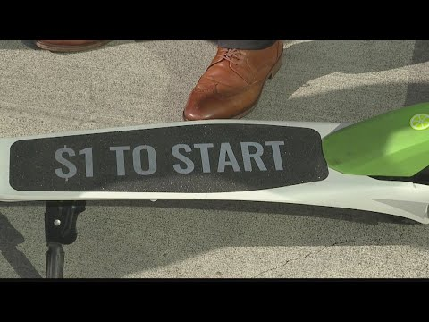 Electric Scooter Ride Share Program Launches in Honolulu