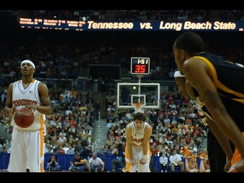 2006-2007 - Tennessee Beats Long Beach State in NCAA Tournament