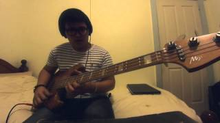 Patrice Rushen - Get Off (You Fascinate Me) Bass Cover