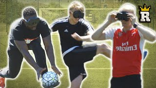 BLINDFOLDS, CALLOUT PENALTIES & AN INJURY....?  | Rule'm Sports