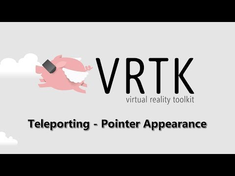 [Teleporting] 003 - Pointer Appearance