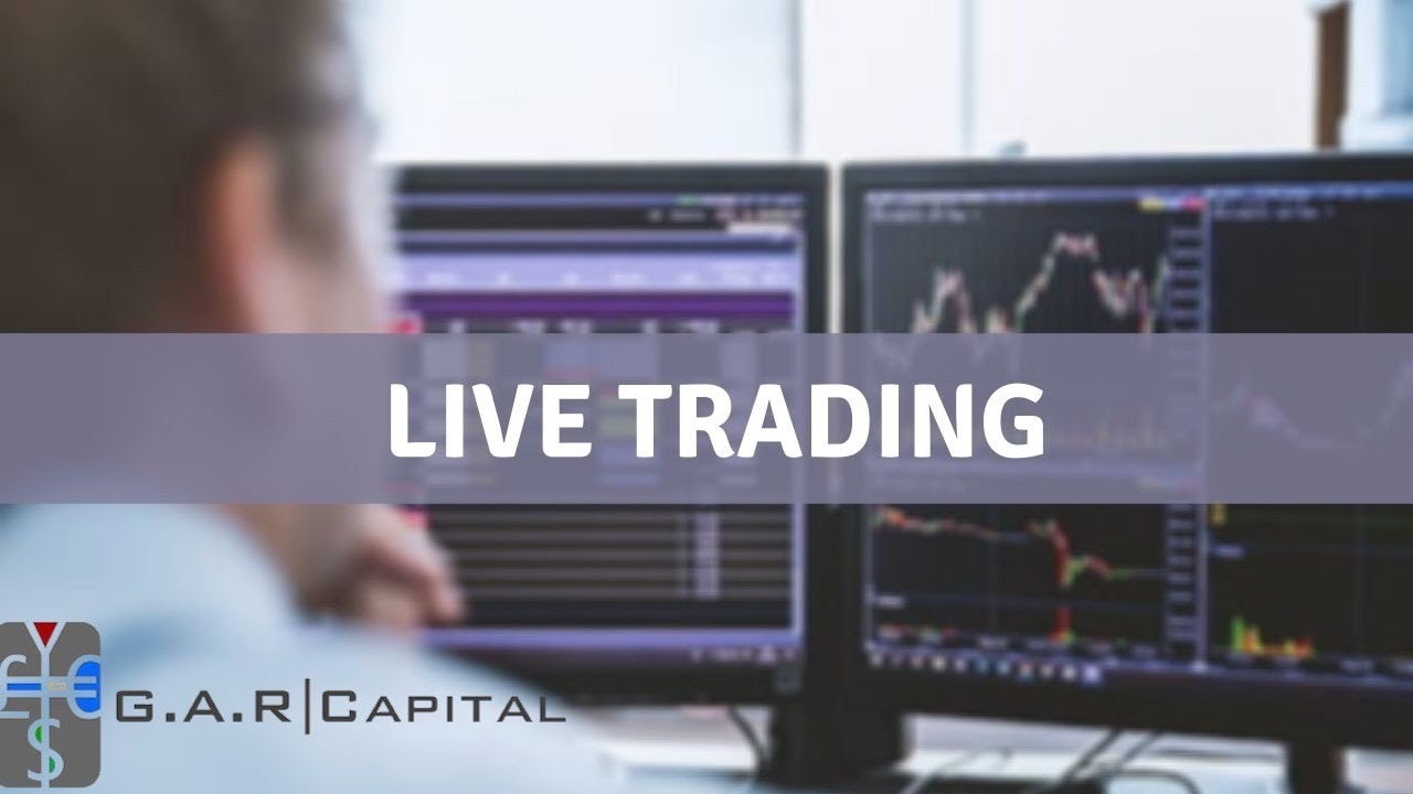 Live Trading session: Happy 5000 subs! Let's trade stock options! 10-27-2020 GAR Capital