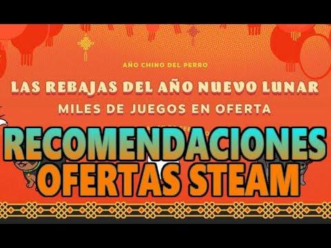 Rebajas Steam Ano Nuevo Lunar 2018 Juegos Recomendados Ofertas