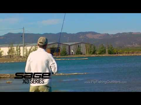 SAGE Xi3 Fly Rod Review - Leland Fly Fishing Outfitters