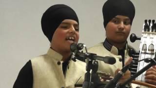 ASA khalsa uk dhadi jatha Baba banda Singh Ji shaheedi parsang
