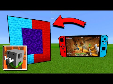 HOW to Make NINTENDO SWITCH in Craftsman: Building Craft