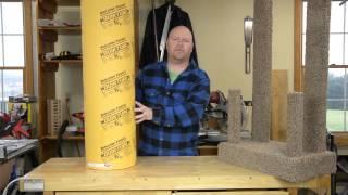 Building Custom Cat Tree