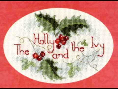 Cross Stitch Christmas Card Collection By Derwentwater Designs Youtube