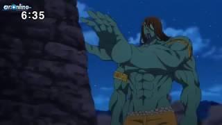 بان يحاول ايقاف إستاروزا عن قتل ميليوداس الخطايا السبع المميتة