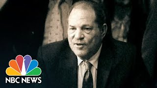 Harvey Weinstein Found Guilty Of Rape, Acquitted Of Top Criminal Charges | NBC Nightly News