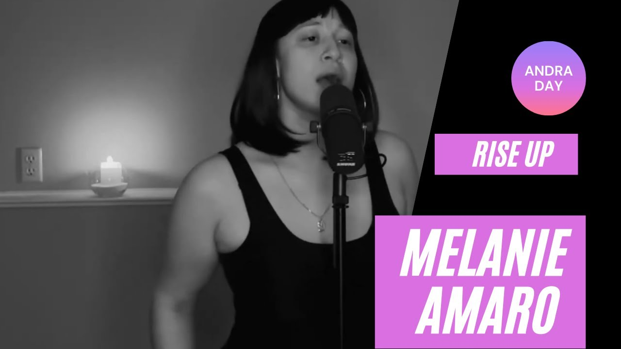 Rise Up - Andra Day ( Melanie Amaro Cover )