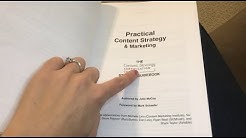 It's Here! 📚🔥 Practical Content Strategy & Marketing 📚🔥 By Julia McCoy, Foreword By Mark Schaefer