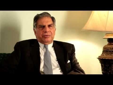 RATAN TATA & INDRA NOOYI INTERVIEW