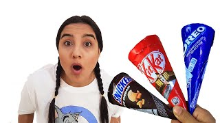 Dondurma Şaka Oyunu و الايسكريمات الشهية