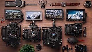 Best 5 Inch Camera Monitors!