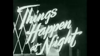 Comedy Ghost Movie - Things Happen at Night