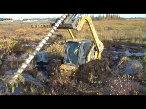 Skid Steer Tracks Right Track Systems Int Youtube