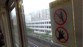 [Track Fault/Reduced Speed] C151 125/126 Ride from Admiralty to Sembawang (Southbound)