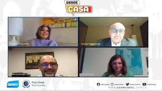 #DesdeCasa: 'Servicios Públicos y Sostenibilidad'