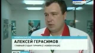 Теннисные надежды Новокузнецка