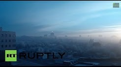 LIVE: Camera in Donetsk, Kievskiy district