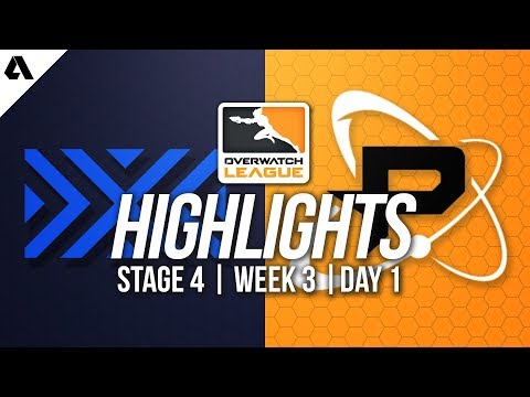 New York Excelsior vs Philadelphia Fusion | Overwatch League Highlights OWL Stage 4 Week 3 Day 1 thumbnail