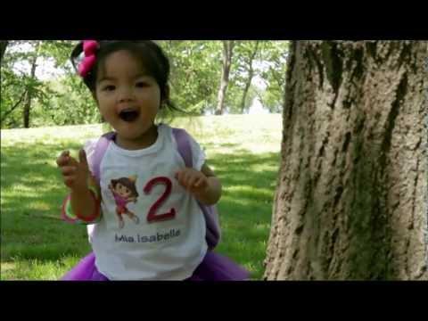 Arnold Aquino : Mia Isabelle' s 2nd Birthday  5.14.2012