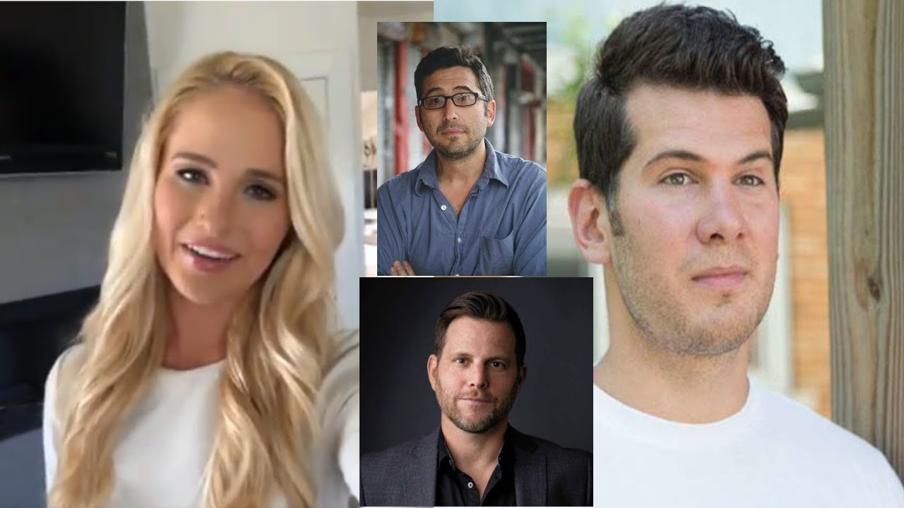 Tomi Lahren Gets Trolled Into Calling Out Dave Rubin & Steven Crowder For Running From Sam Seder