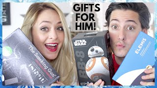 What to Buy HIM for Christmas - 2015!