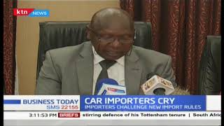 Car importers are unhappy with new importation policy