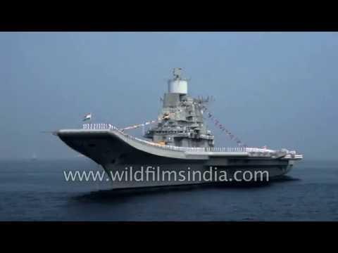Indian Navy - pride of India - sharing international maritime legacy