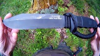 Nůž-základní nástroj pro přežití 1.část, Knife-basic tool for survival