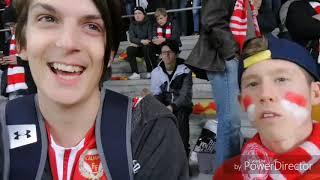 Säsongens Avgörande Match!!! Kalmar FF Vs AIK Match Vlogg