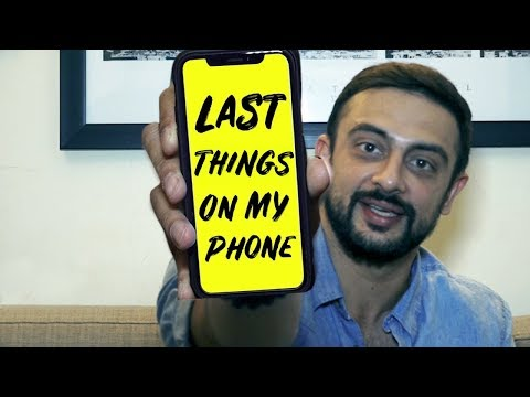 What's In My Phone With Arunoday Singh | Exclusive Interview
